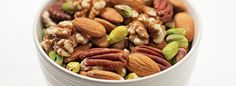 Healthy Nuts for Cooking and Snacking | Eating Well