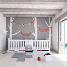 100 Meilleures Images Du Tableau Lits Jumeaux Chambre Enfant
