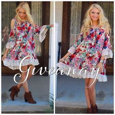 Who's ready for another giveaway?!  Enter now @ https://www.instagram.com/ladycherokeeboutique and https://www.facebook.com/ladycherokeeboutique  Good Luck!!!!!!