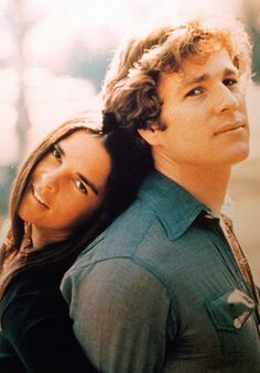 Love Story can you say about a twenty-five-year-old girl who died? That she was beautiful and brilliant? That she loved Mozart and Bach? The Beatles? 70s Films, 1970s Movies, Old Movies, Ryan O'neal, Ali Macgraw, Cry Like A Baby, Cinema Tv, Movies Worth Watching, We Movie