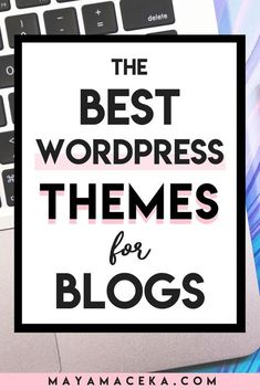 Looking for cute blog themes? I have rounded up all of the best Wordpress themes for blogs into one list. If you need feminine blog themes, look no further. Click through! #branding #wordpress #themes