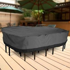 Outdoor Furniture Winter Covers