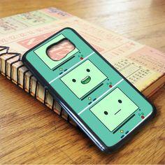 Green Bmo Samsung Galaxy S7 Case