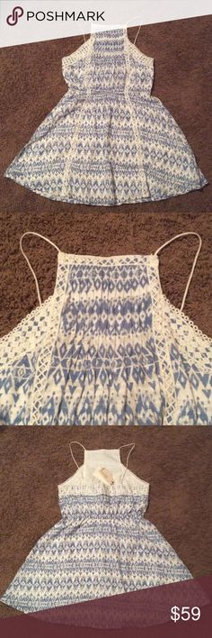 Selling this Anthropologie/Moon River dress - M Ⓜ️ on Poshmark! My username is: aggie079. #shopmycloset #poshmark #fashion #shopping #style #forsale #Anthropologie #Dresses & Skirts
