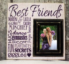 270 Best Personalized Picture Frame Collection Images Custom Photo