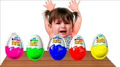 Baby crying and learn colors Colorful Kinder Joy Peppa pig Finger Family Song Collection