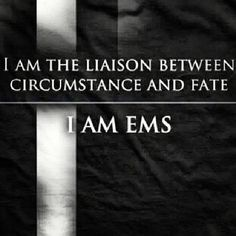 For the best paramedic I know...my husband. :-)