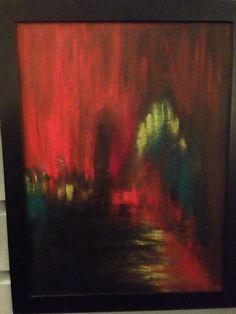 Oljemaleri  bilde nr 3 Monica Pedersen