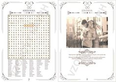 Svatební noviny (10 výtisků A5) / Zboží prodejce W-day | Fler.cz Program, Weddings, Wedding, Marriage, Mariage