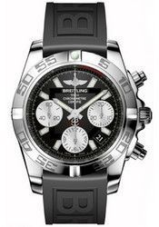 Breitling Chronomat 41 Automatic Chronograph Mens Watch AB014012/BA52