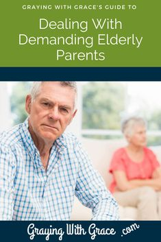 When dealing with an elderly parent who is demanding, take a step back and look at their overall situation. Try to figure out the trigger and work on that. Here are several tips on how to deal with an elderly parent who is demanding. Dealing With Dementia, Dealing With Frustration, Best Classical Music, Severe Back Pain, Elderly Person, Aging Population, Aging Parents, Elderly Care, Medical Problems