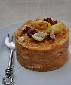Gâteau de crêpes aux pommes & caramel au beurre salé /Cliquez sur la photo pour la recette