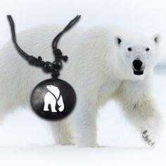 Men Jewelry Animal Polar Bear Bracelet Women Accessories Mama Bear Bracelets Gif