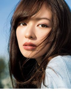 World Most Beautiful Woman, Most Beautiful Faces, Beauty Makeup, Hair Beauty, Japanese Makeup, Japanese Beauty, Model Face, Cute Beauty, Girls Characters