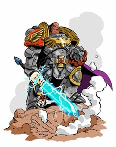 Final Inquisitor by *NachoMon on deviantART