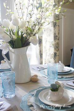 Spring Farmhouse Kitchen Tour   The Everyday Home   www.everydayhomeblog.com