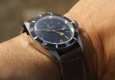 Rolex - Sub-versive | Vintage Rolex Submariner theme: 6200 - 5508 - 5512 and more... | -