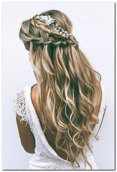 Wedding Hairstyles Half Up And Half Down (55)