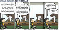 Business Cat - Descripción Laboral