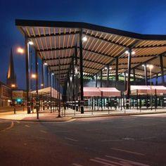 David Adjaye's Yorkshire market hall  faces demolition