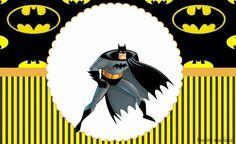Batman Kit festa grátis para imprimir Inspire sua Festa - Batman Printables - Ideas of Batman Printables - Batman Kit festa grátis para imprimir Inspire sua Festa Free Printable Invitations, Party Printables, Invitation Cards, Free Printables, Batman Party, Superhero Logos, Hulk, Marvel, Crafts