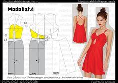 ModelistA: A3 NUMo 0192 DRESS