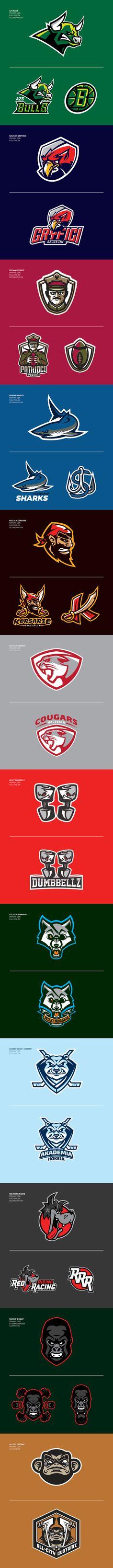 Akuma101 - Sports Branding Pack