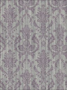 Purple and grey wallpaper...if we decided to go that route instead of painting!