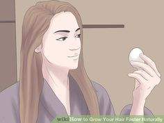 Image titled Grow Your Hair Faster Naturally Step 2