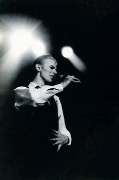 David Bowie, 1976 Station to Station