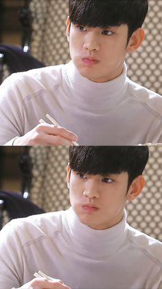 "Kim Soo Hyun 김수현 [ Upcoming drama "" It's okey to not be okay"" ] Korean Drama Quotes, Korean Drama Movies, Ahn Jae Hyun, Lee Jong Suk, My Love From Another Star, K Drama, Poster Boys, Handsome Korean Actors, Korean Star"