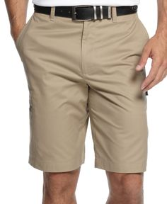 Cutter-Buck-Black-Golf-Shorts-Size-36-Front-Back-Pockets-Cutter ...