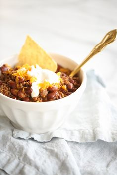 10 minute chili recipe for effortless entertaining