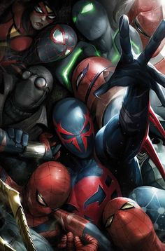 spider-men