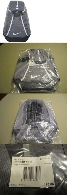 ef44e462d1201b Bags and Backpacks 163537  Nike Hoops Elite Max Air 2.0 Backpack - Charcoal  Grey White