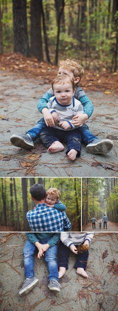 rainy day family photo session - raleigh, NC lifestyle family photographer
