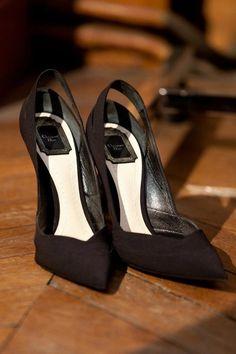 Christian Dior - Basic black accessory.