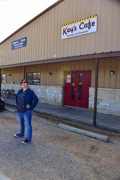 Kay's Café in Bastrop, Texas