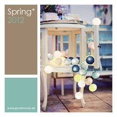 good moods* - impressions of latest spring 2012