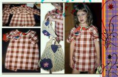 Remake shirt  to girls dress