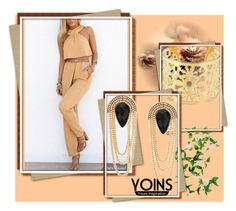 """""""Yoins #28/3"""" by s-o-polyvore ❤ liked on Polyvore featuring WALL, yoins, yoinscollection and loveyoins"""
