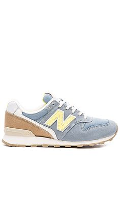 Shop for New Balance Lakeview Sneaker in Grey & Yellow at REVOLVE. Free 2-3 day shipping and returns, 30 day price match guarantee.