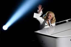 Could Lady Gaga & Diane Warren's Oscar And Grammy Nominated 'Til It Happens To You' Make History At The Emmys? Lady Gaga Performance, Metallica, Oscar Wins, Gender Issues, Chris Rock, The Emmys, Grammy Nominations, Academy Awards, Leonardo Dicaprio
