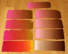 Four corner color blend instructions 9