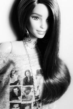 👗💕 Yanet 💕👗 Barbie Fashionista Dolls, Barbie Dolls, Beautiful Actresses, Beautiful Dolls, Barbie Tumblr, Barbies Pics, Mileena, Barbie Life, Barbie Patterns