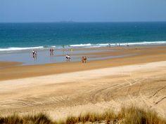 Playas de Chiclana de la Frontera #Cádiz #Andalucía #España