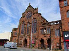 St Alphonius, London Road, Glasgow, The Barras church