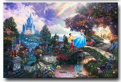 Cinderella  Thomas K