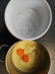 Flaumiger Grießschmarrn mit fruchtiger Erdbeersoße Bakery, Pudding, Cheese, Desserts, Food, Strawberries, Easy Meals, Food Food, Essen
