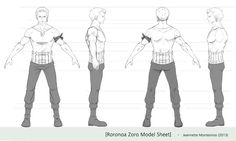 character 3D wireframe front, back, side - Google 검색